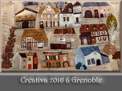Créativa 2016 à Grenoble