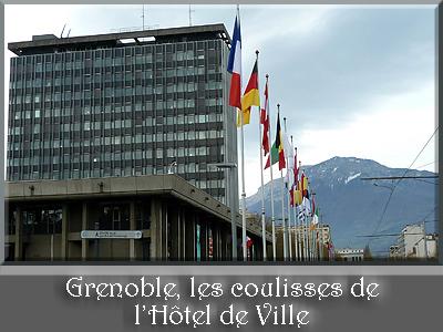 Grenoble, Hôtel de ville