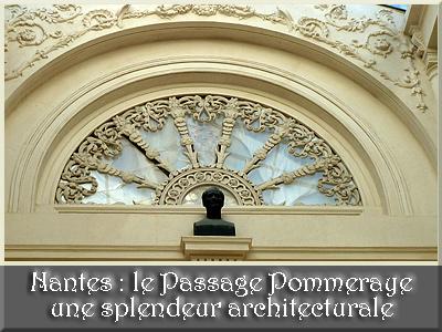 Nantes, passage Pommeraye