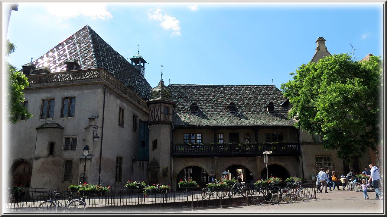 Colmar, Koïfhus ou Ancienne Douane