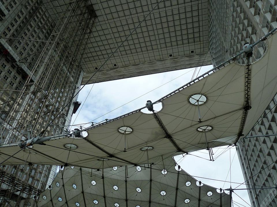 La Défense, la Grande Arche