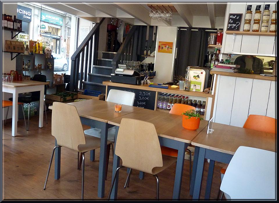 """restaurant """"Chez nous"""" à Grenoble"""