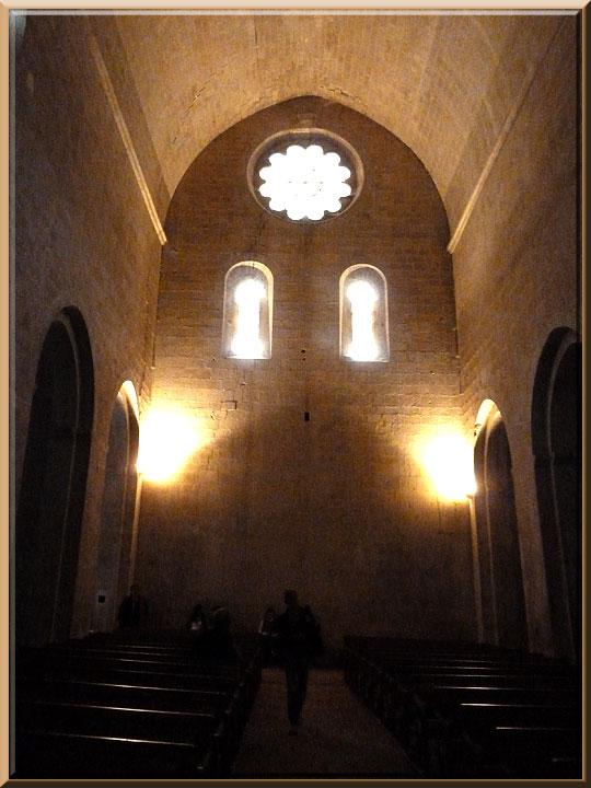 Abbaye de Sénanque, église