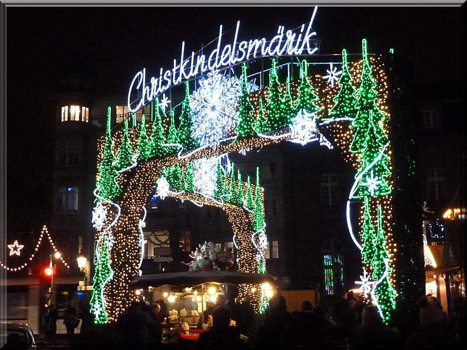 Strasbourg, Noël, place Broglie