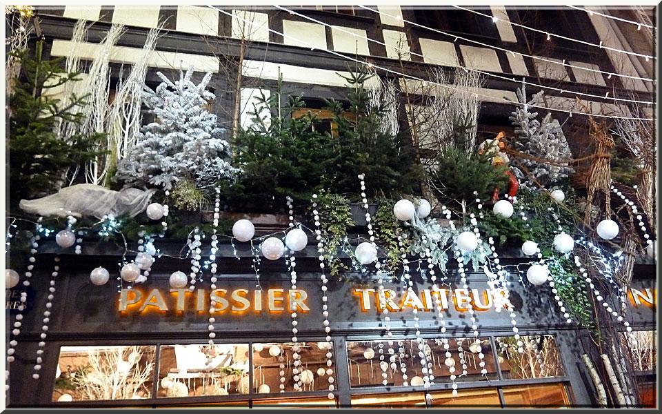 Strasbourg, Noël, rue des Orfèvres