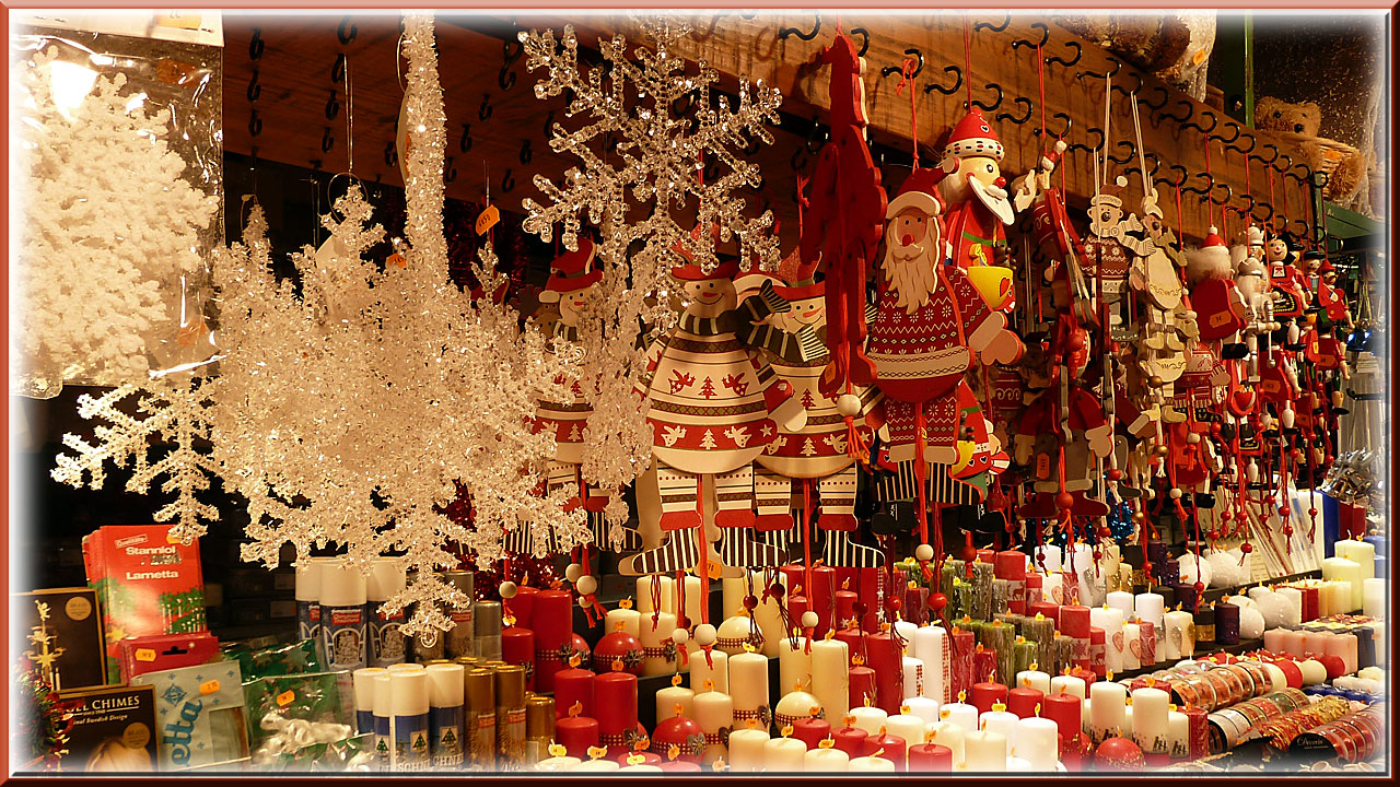 Strasbourg, Noël
