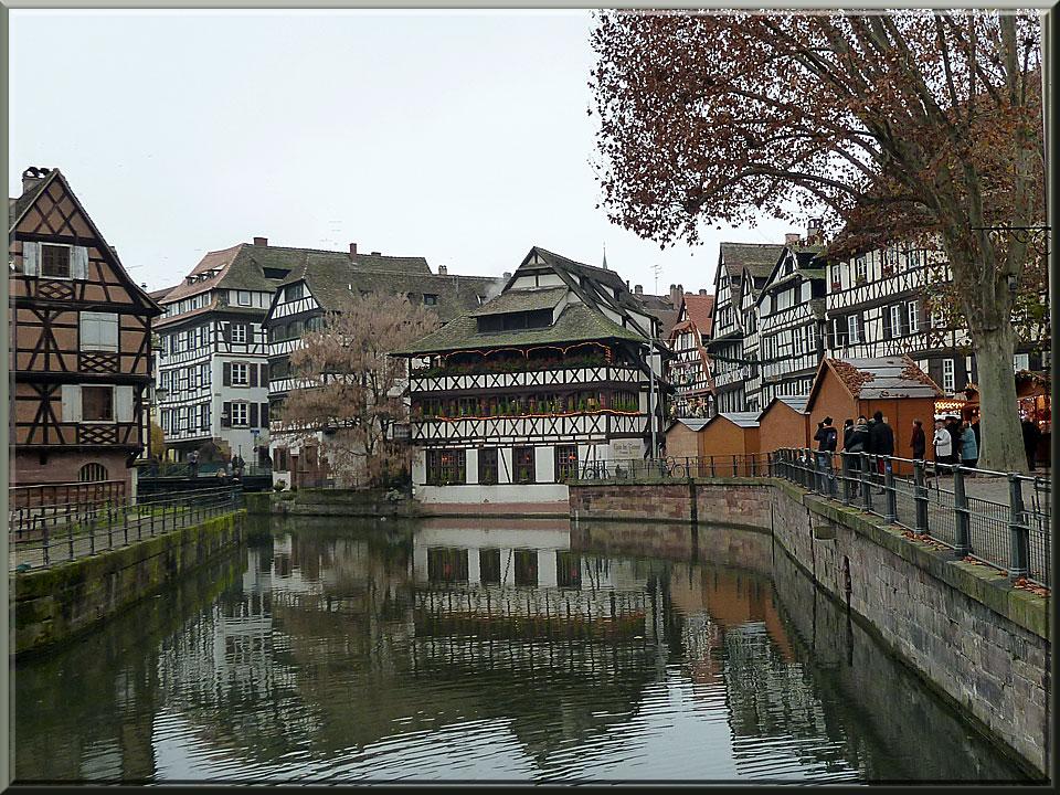 Strasbourg, Petite France, maison des Tanneurs