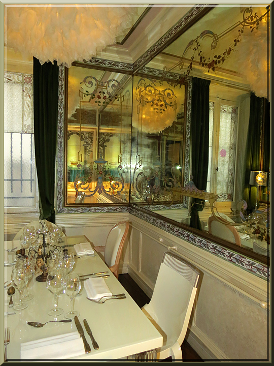 Restaurant Pharamond à Paris