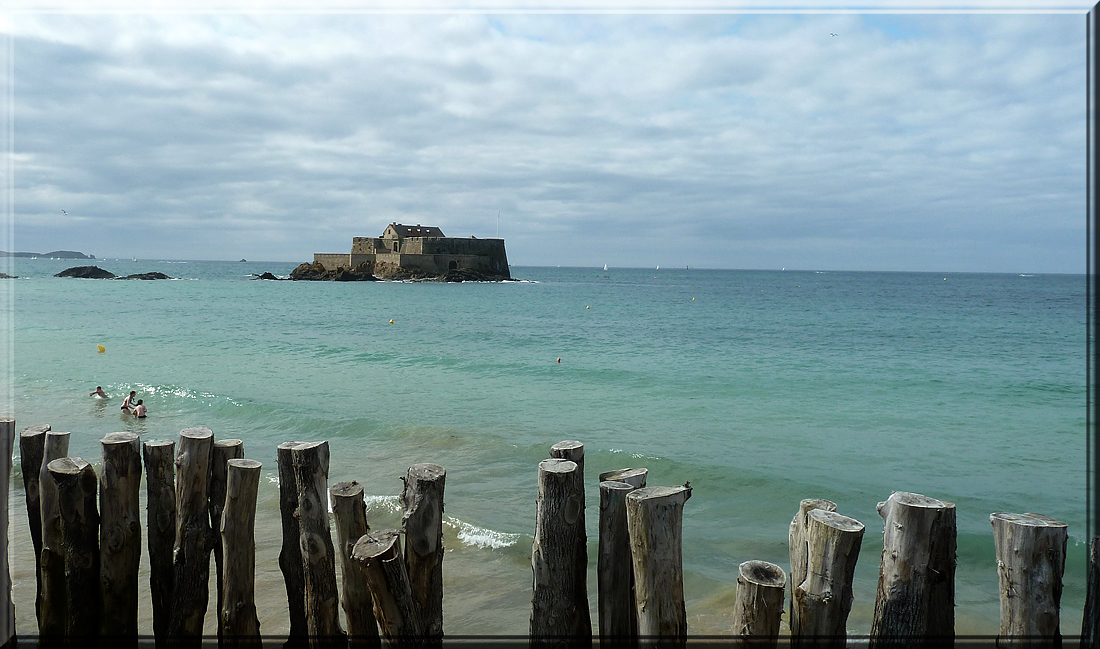 Saint-Malo et Fort National