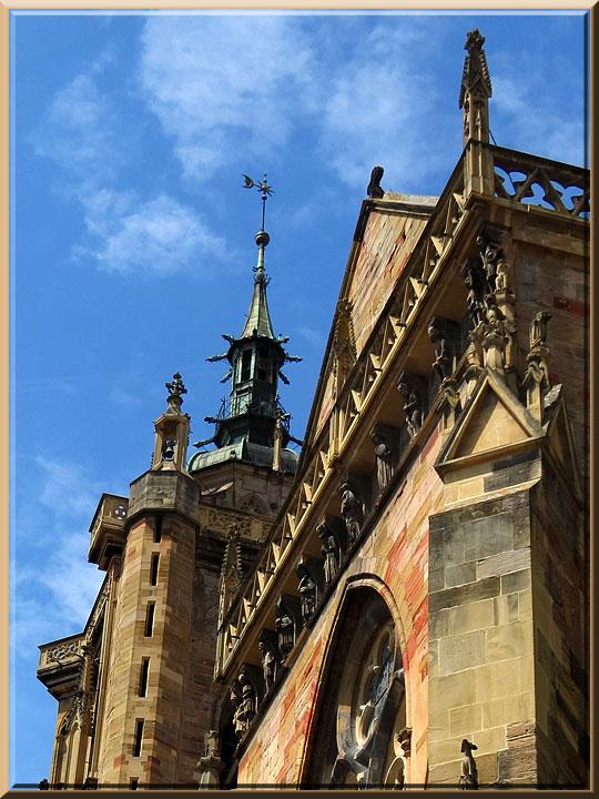 Colmar, collégiale St-Martin