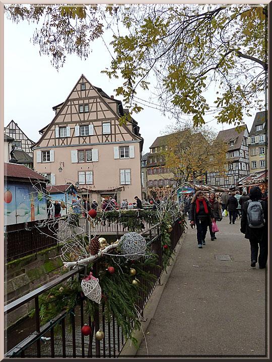 Colmar, Noël, marché de l'ancienne douane