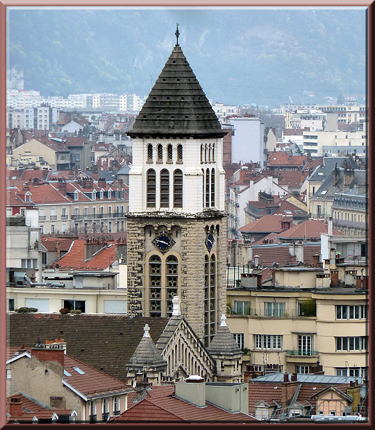 Grenoble, église St Joseph
