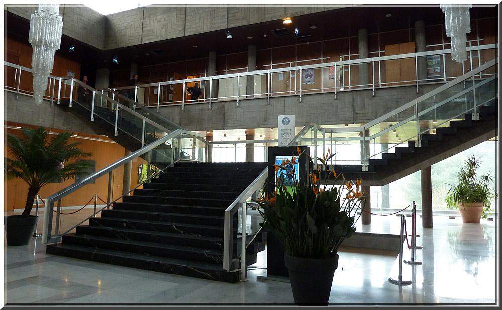 Grenoble, Hôtel de ville, hall d'honneur