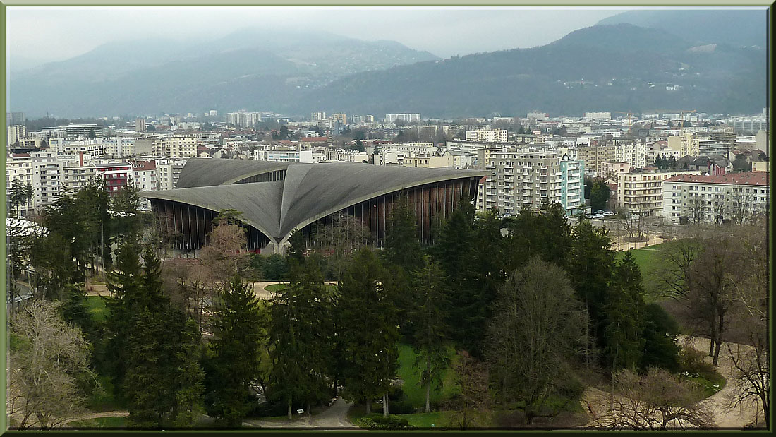 Grenoble, Palais des Sports
