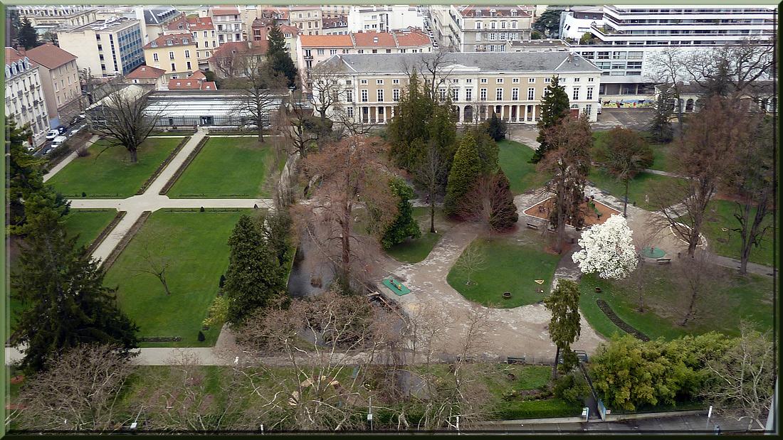 Grenoble, Jardin des Plantes et Muséum d'histoire naturelle