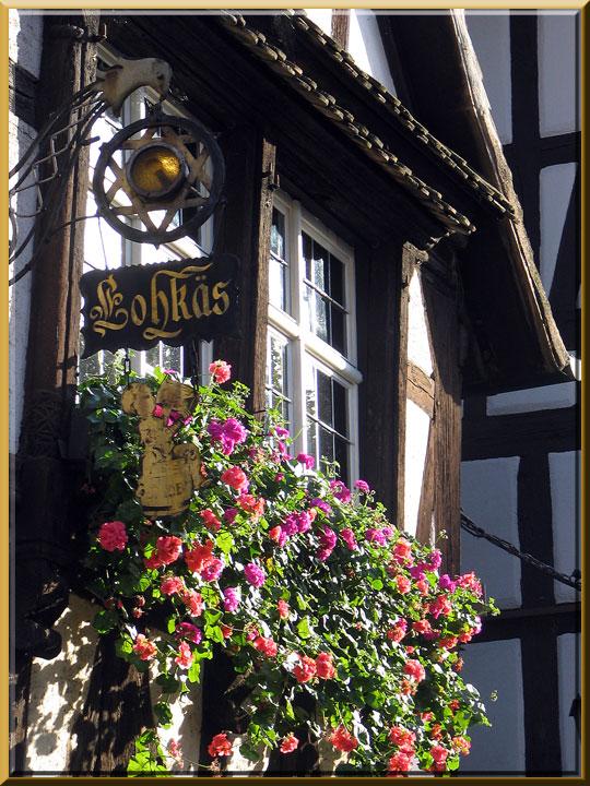 Strasbourg, Petite France, le Lohkäs