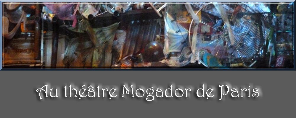 """""""Cats"""" au théâtre Mogador à Paris"""