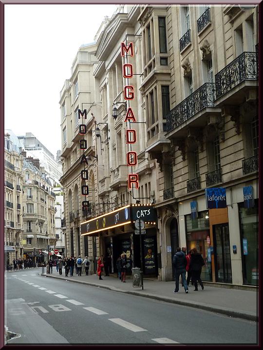 """""""Cats"""" au théâtre Mogador, Paris"""