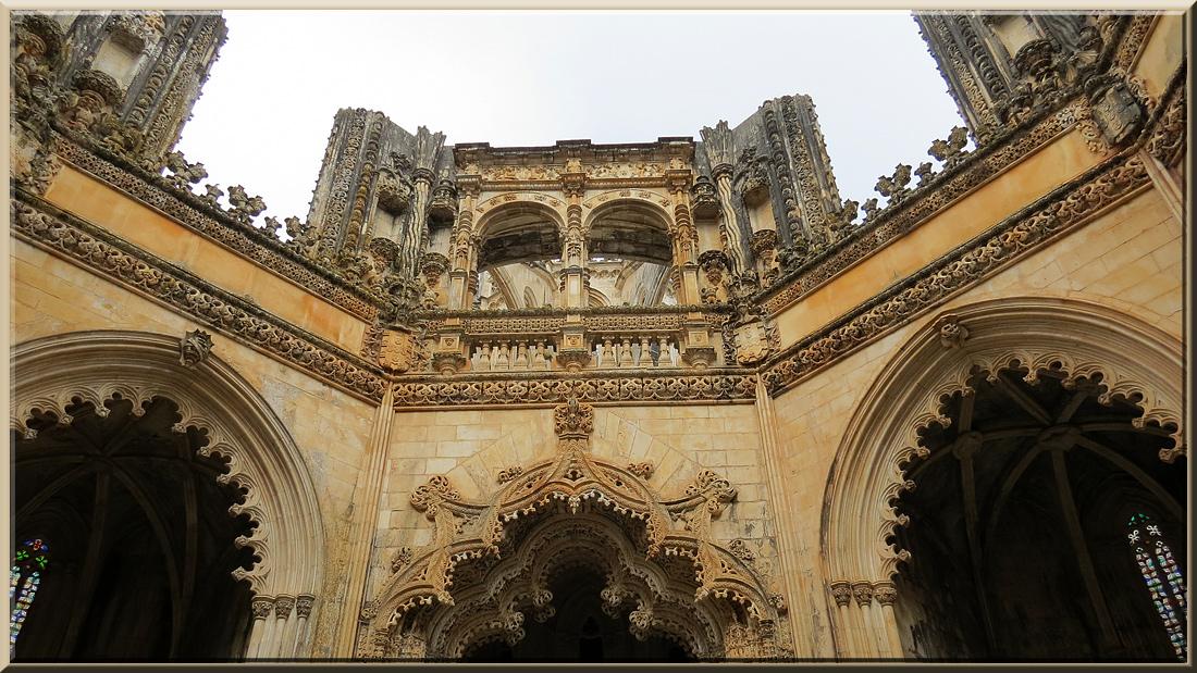 Batalha, chapelles imparfaites