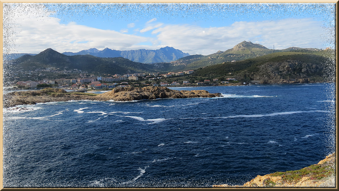 presqu'île de la Pietra