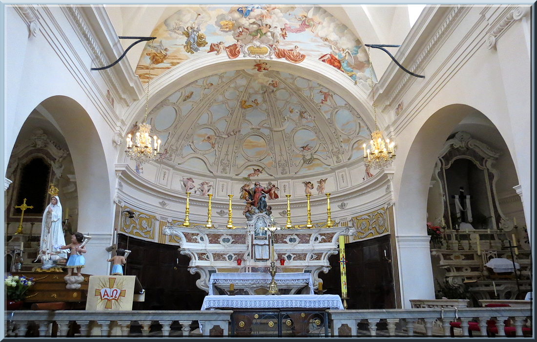 Bonifacio, église Sainte Marie Majeure