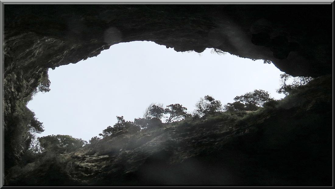 Bonifacio, grotte du Dragon