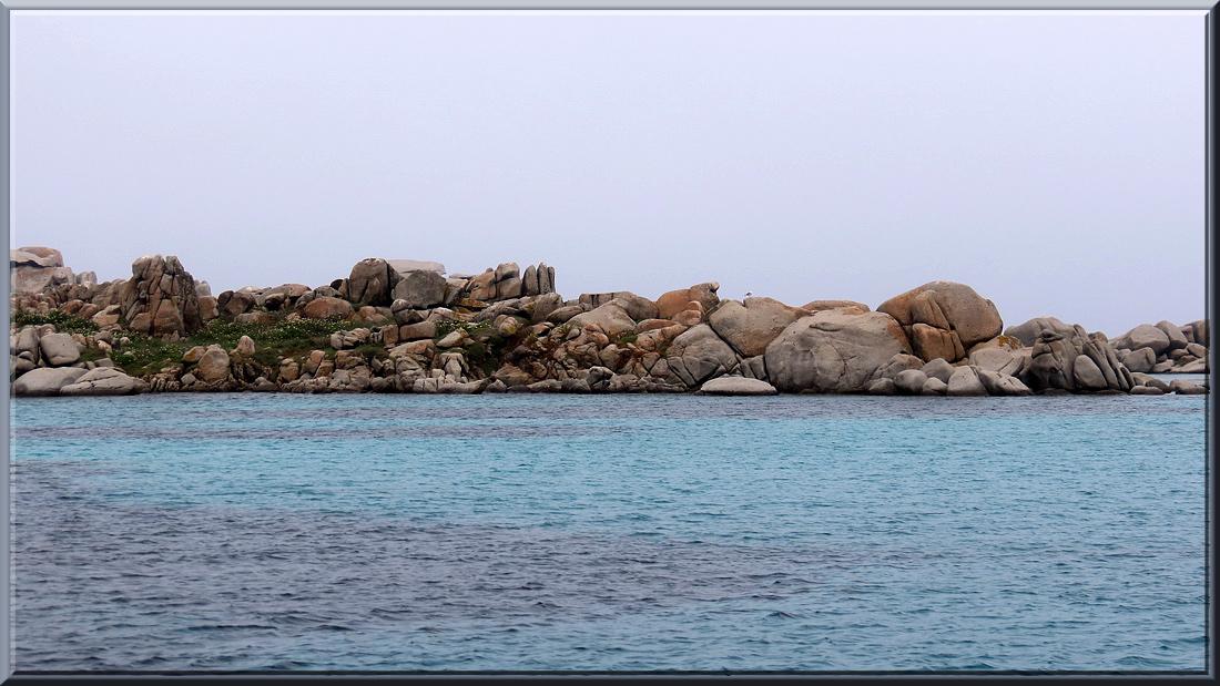 Bonifacio, les îles Lavezzi