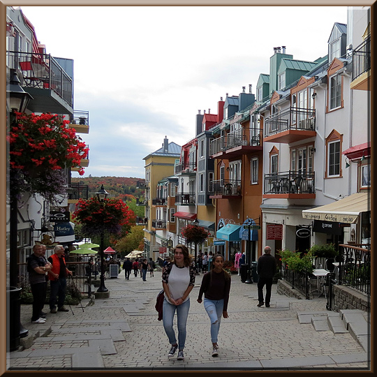 Tremblant, village