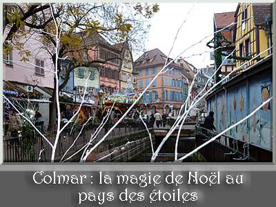Colmar, Noël au pays des étoiles