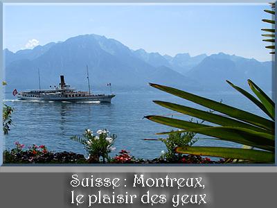 Montreux, en Suisse