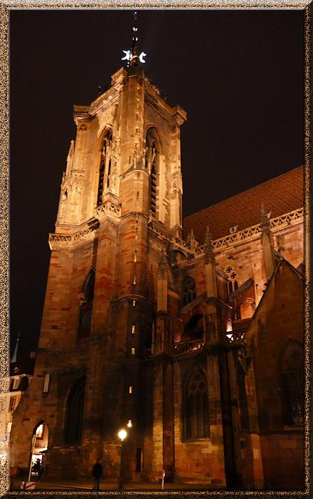 Colmar, collégiale St Martin