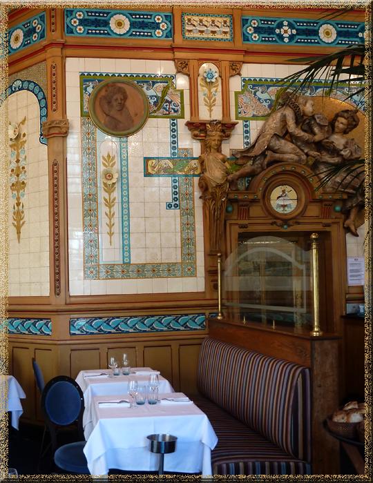 "Nantes, restaurant ""La Cigale"""