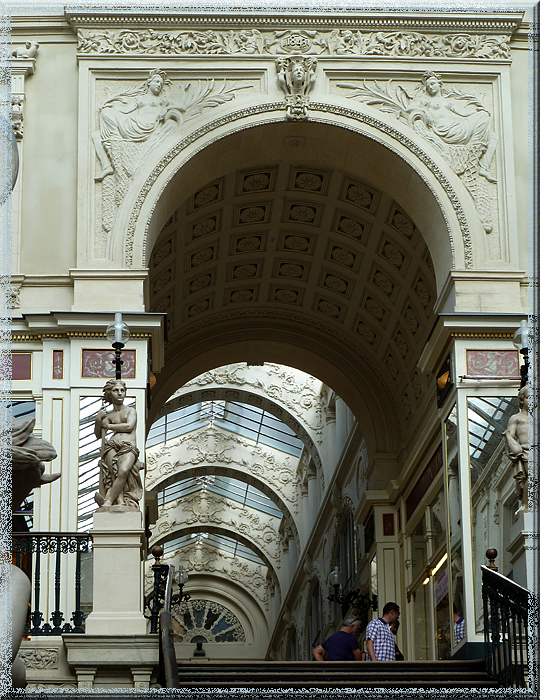 passage Pommeraye de Nantes