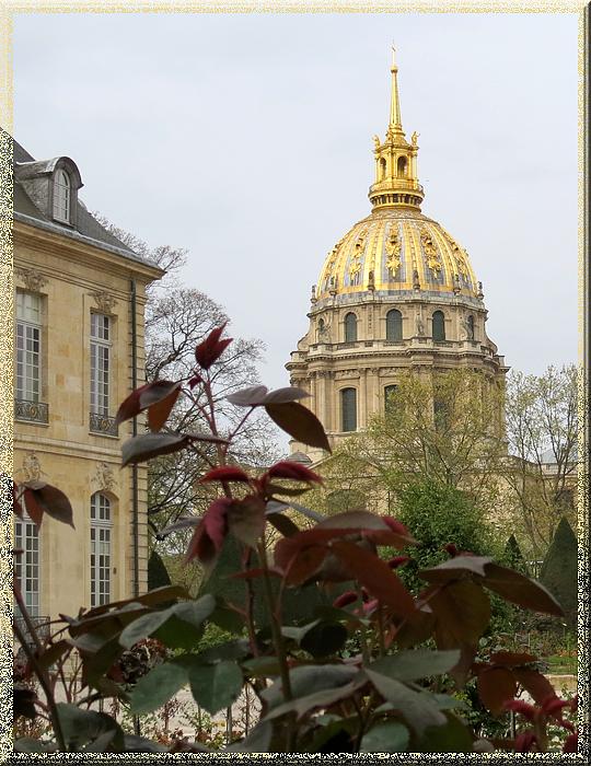 Invalides et Hôtel Biron
