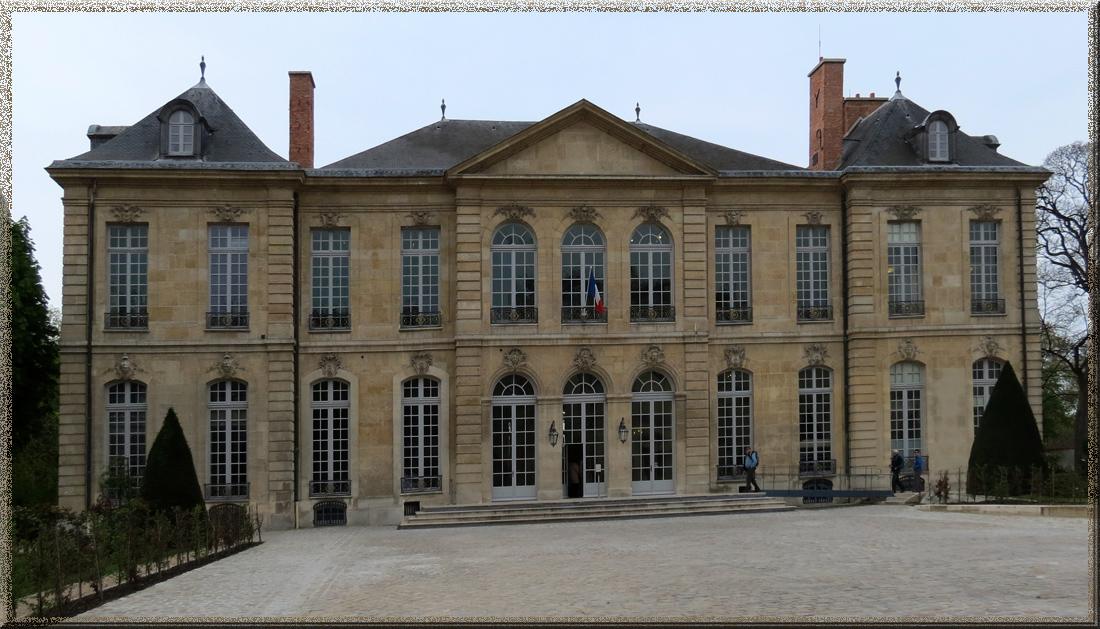 Hôtel Biron à Paris