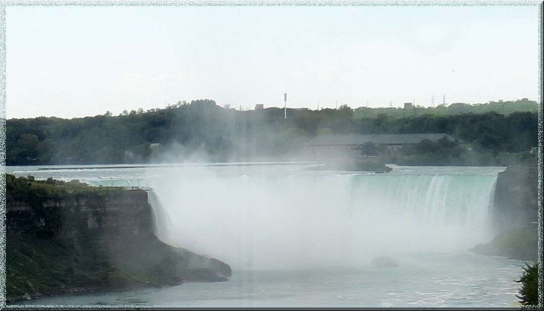 Chutes Niagara canadiennes
