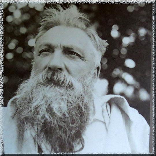 Rodin en 1907