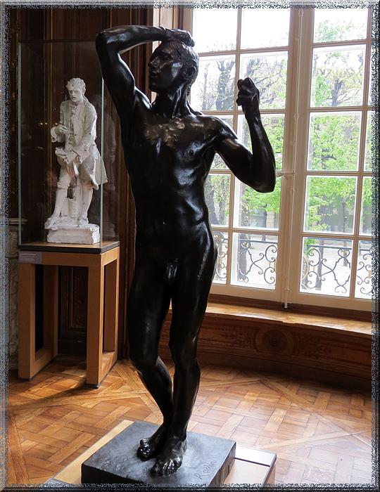 "Rodin, ""L'Âge d'ôAirain"""