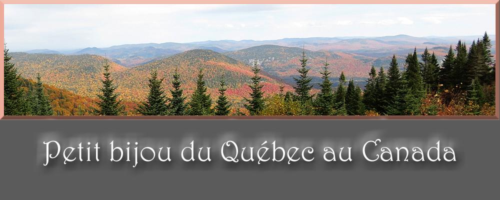 Tremblant au Québec, Canada