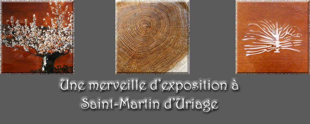 Usage de l'ombre, St-Martin d'Uriage