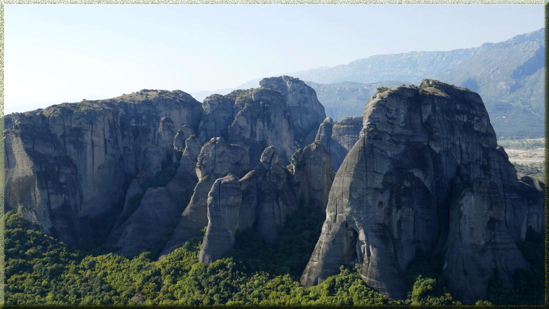 Grèce, les Météores