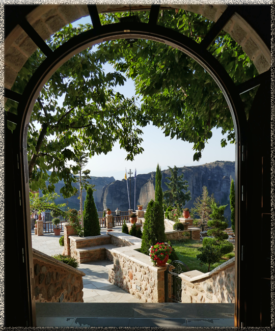 Varlaam, Météores, Grèce