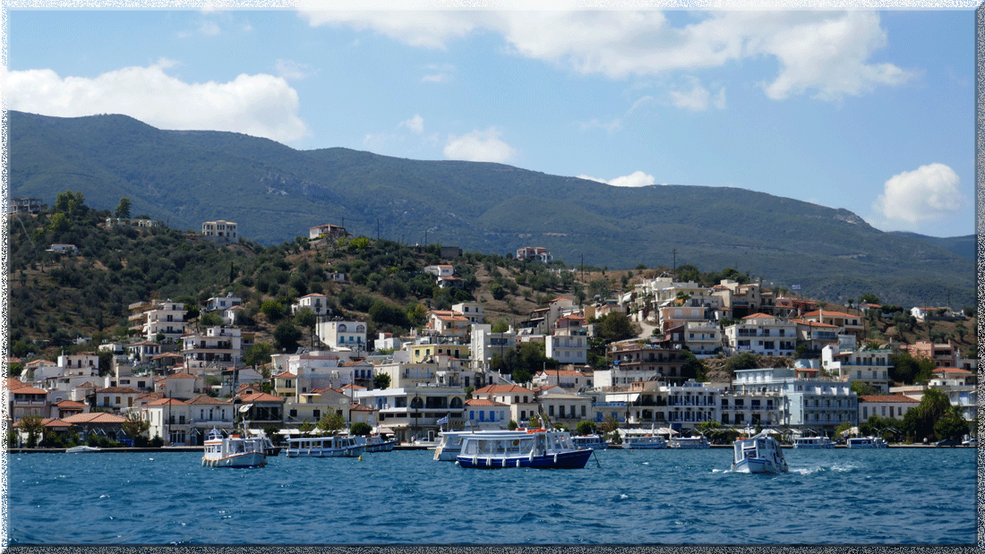 Galatas en Grèce