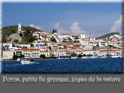 Grèce, Poros