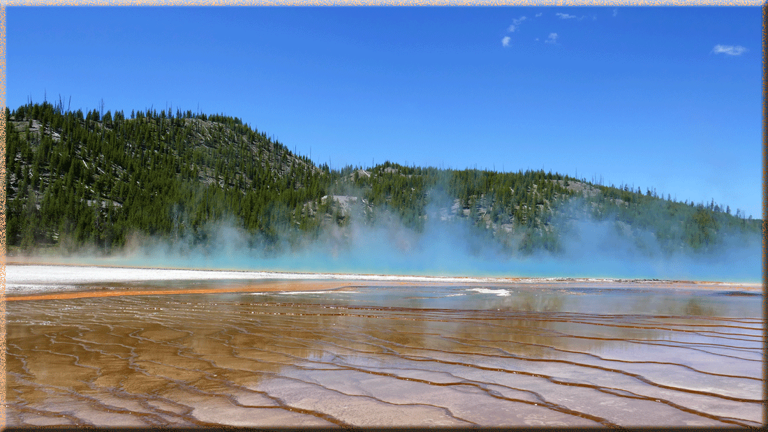 Grand PrismaticSpring, Yellowstone
