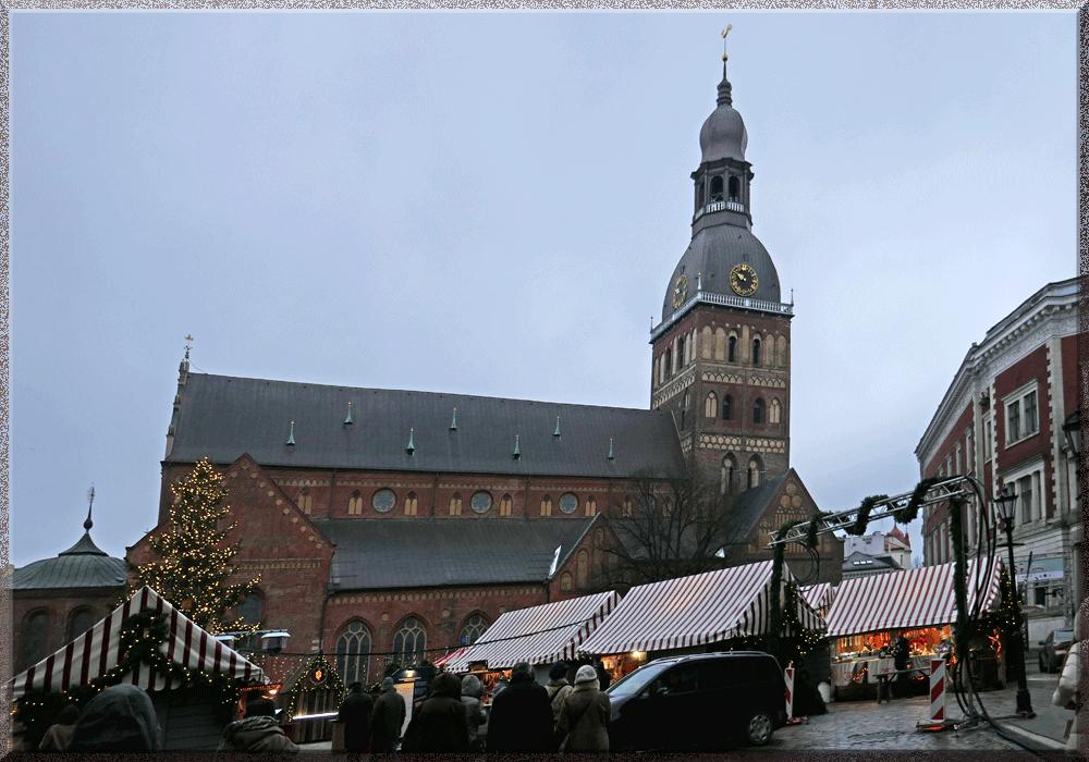 Riga, cathédrale