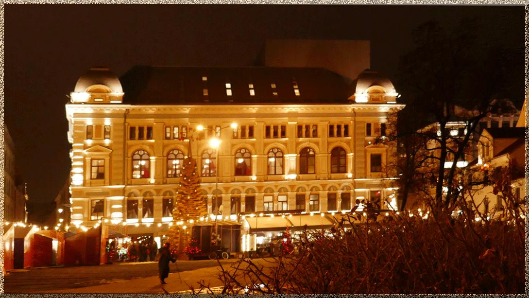 Riga, théâtre russe