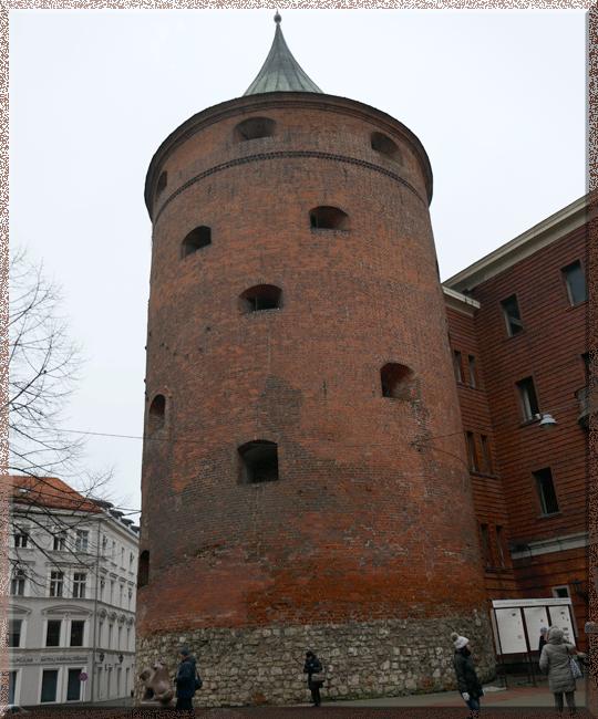 Riga, Tour Poudrière