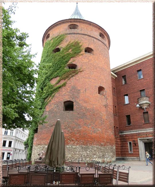 Riga- Tour Poudrière