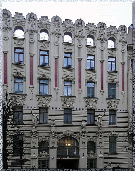 Riga, 2a Alberta iela